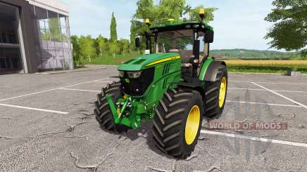 John Deere 6230R v2.0 for Farming Simulator 2017