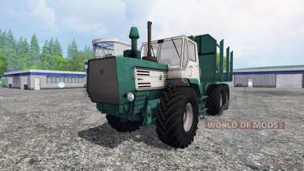 T-150K 6x6 for Farming Simulator 2015