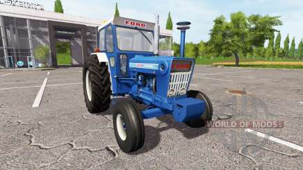Ford 7000 for Farming Simulator 2017