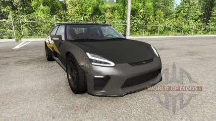 Hirochi SBR4 facelift v1.02 for BeamNG Drive