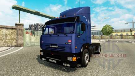 KamAZ 5460 v5.0 for Euro Truck Simulator 2