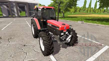 New Holland 8340 v1.2 for Farming Simulator 2017