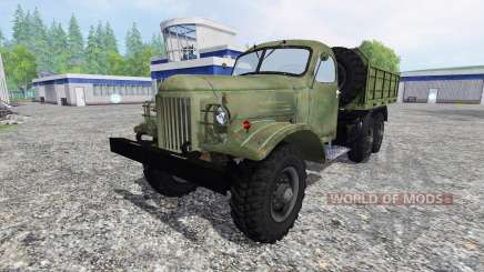 ZIL 157 flatbed for Farming Simulator 2015