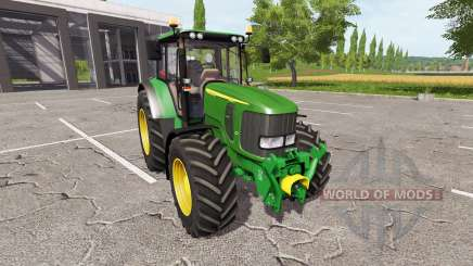 John Deere 6520 for Farming Simulator 2017