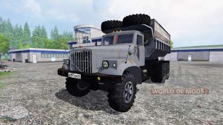 KrAZ-256Б for Farming Simulator 2015