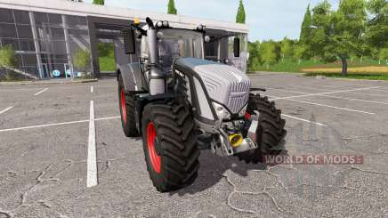 Fendt 933 Vario black beauty for Farming Simulator 2017