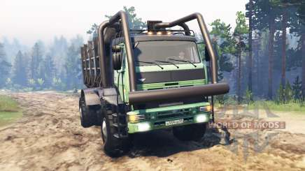 KamAZ Polar RS2X Prototyp for Spin Tires