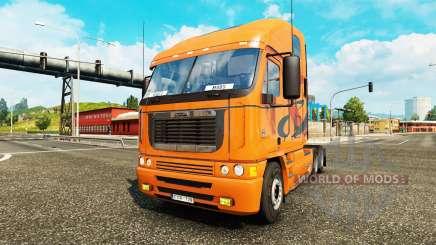 Freightliner Argosy v2.0 for Euro Truck Simulator 2