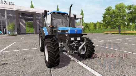 New Holland 5640 for Farming Simulator 2017