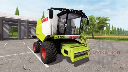 CLAAS Lexion 670 v0.9 for Farming Simulator 2017