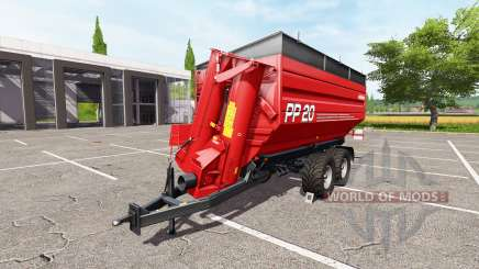 METALTECH PP 20 v4.0 for Farming Simulator 2017