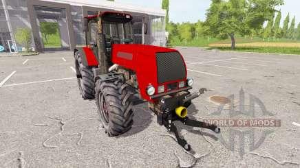 Belarusian-2522 for Farming Simulator 2017