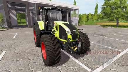 CLAAS Axion 930 for Farming Simulator 2017