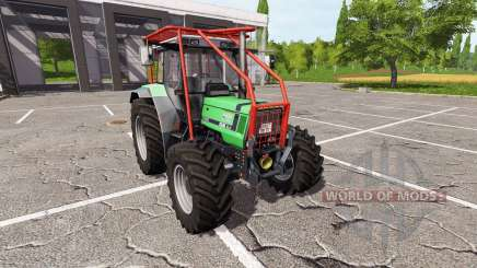Deutz-Fahr AgroStar 4.71 for Farming Simulator 2017
