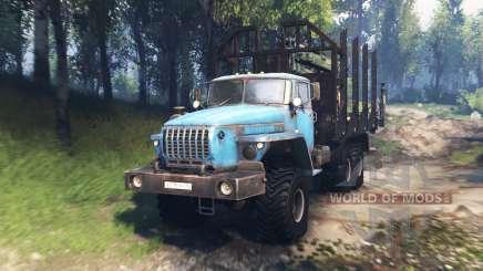 Ural 4320-10 v3.0 for Spin Tires