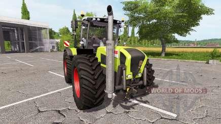 CLAAS Xerion 3800 v1.0.2.1 for Farming Simulator 2017