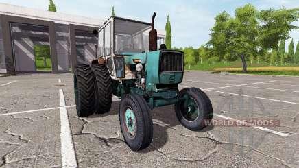 UMZ-6КЛ for Farming Simulator 2017