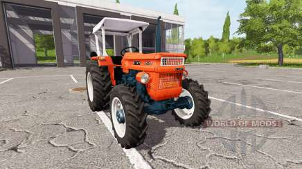 Fiat 500 v1.0.0.3 for Farming Simulator 2017