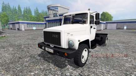 GAZ 3309 modular for Farming Simulator 2015