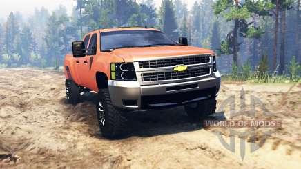 Chevrolet Silverado 2500 for Spin Tires