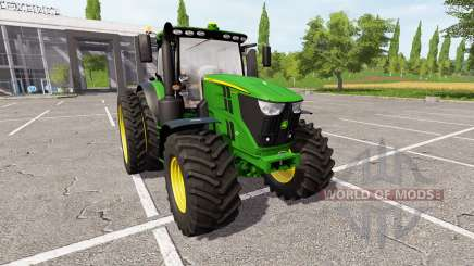 John Deere 6230R v1.1 for Farming Simulator 2017