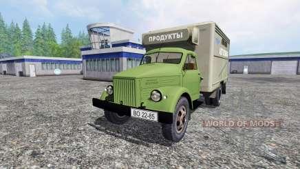 GAZ-51 v2.0 for Farming Simulator 2015