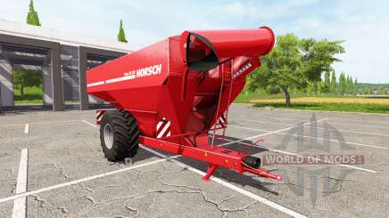 HORSCH Titan 34 UW for Farming Simulator 2017