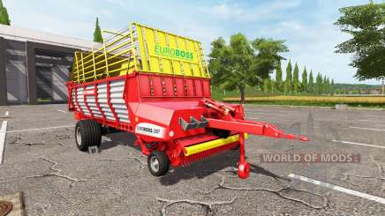 POTTINGER EUROBOSS 330 T for Farming Simulator 2017