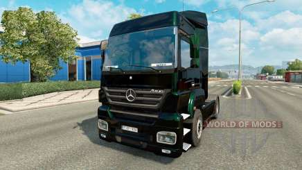 Mercedes-Benz Axor ultimate v3.1 for Euro Truck Simulator 2
