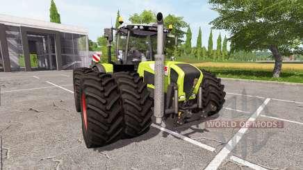 CLAAS Xerion 3800 v1.0.2.2 for Farming Simulator 2017