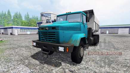 KrAZ-65032 for Farming Simulator 2015