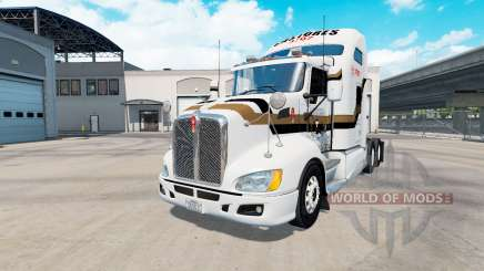 Kenworth T660 for American Truck Simulator