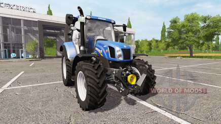 New Holland T6.120 for Farming Simulator 2017