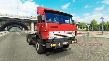 KamAZ 5410 for Euro Truck Simulator 2