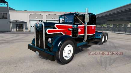 Skin Reynolds on tractor Kenworth 521 for American Truck Simulator