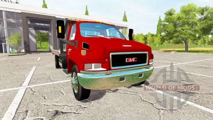 GMC C4500 wrecker for Farming Simulator 2017