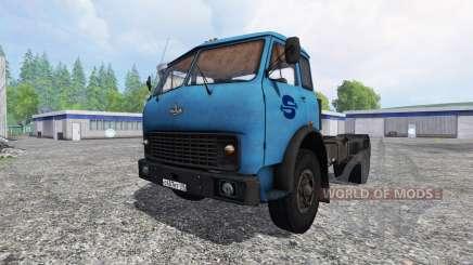 MAZ 509 fix for Farming Simulator 2015