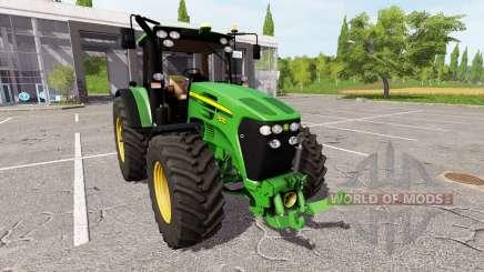 John Deere 7830 v2.1 for Farming Simulator 2017