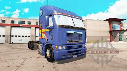 Freightliner Argosy v2.1 for American Truck Simulator