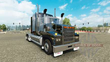 Mack Titan v8.0 for Euro Truck Simulator 2