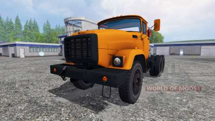 ZIL-Э133ВЯТ for Farming Simulator 2015