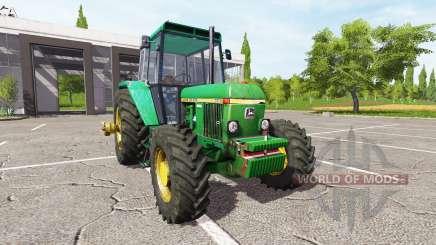 John Deere 3030 for Farming Simulator 2017