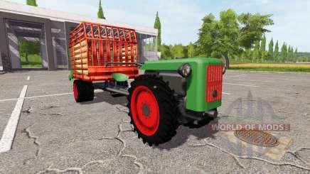 Rapid special for Farming Simulator 2017