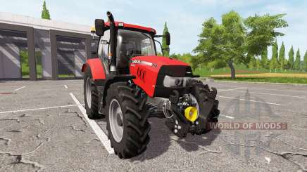 Case IH Maxxum 140 v2.0 for Farming Simulator 2017