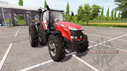 Massey Ferguson 8727 USA for Farming Simulator 2017
