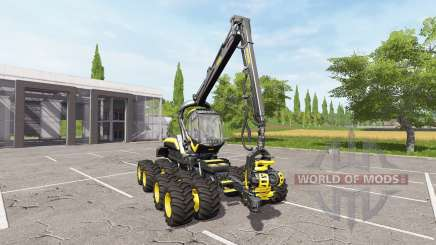 PONSSE ScorpionKing v2.0 for Farming Simulator 2017