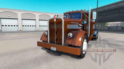Kenworth 521 for American Truck Simulator
