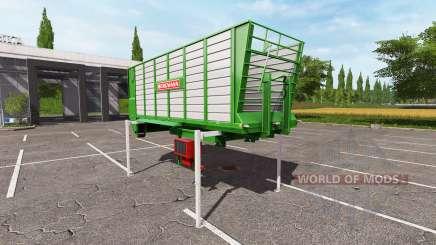 BERGMANN HT 50 for Farming Simulator 2017