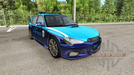 Hirochi Sunburst Anne Arundel County Police for BeamNG Drive