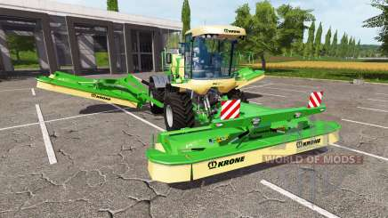 Krone BiG M 500 v1.3 for Farming Simulator 2017